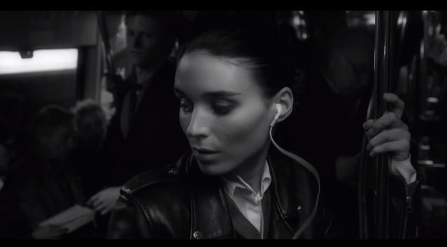 Rooney Mara, Yeah Yeah Yeahs, Calvin Klein