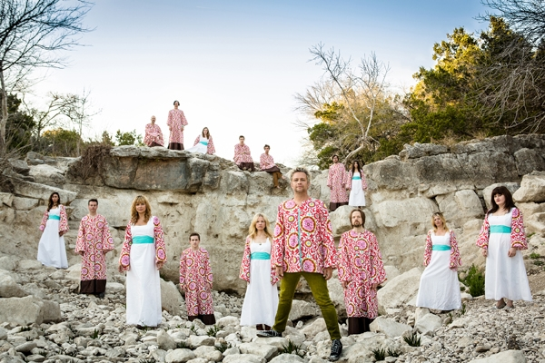 "The Polyphonic Spree – ""Hold Yourself Up"""