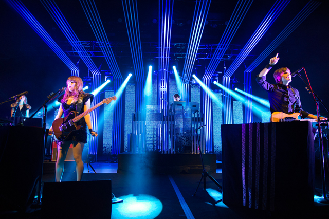 Photos: The Postal Service, Divine Fits, Baths @ Greek Theatre, Los Angeles 7/24/13