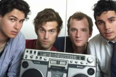 Listen To Vampire Weekend's BBC Takeover