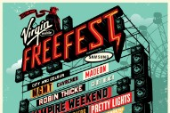 Virgin Mobile Freefest 2013 Lineup