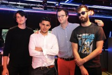 Vampire Weekend at BBC Live Lounge