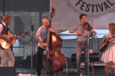 "Watch Andrew Bird Debut ""Begging Questions"" At Newport Folk Festival"