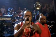 Watch Goodie Mob Play <em>Fallon</em> With The Roots