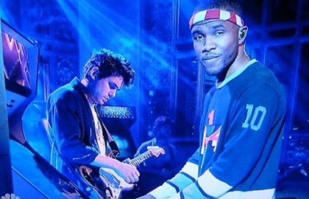 John Mayer & Frank Ocean