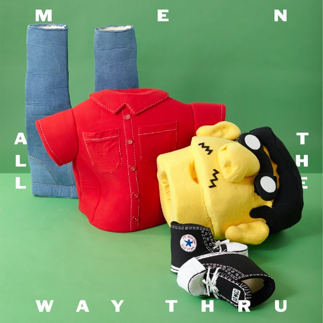 "MEN - ""All The Way Thru"""