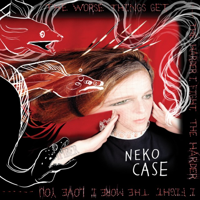 Neko Case - The Worse Things Get