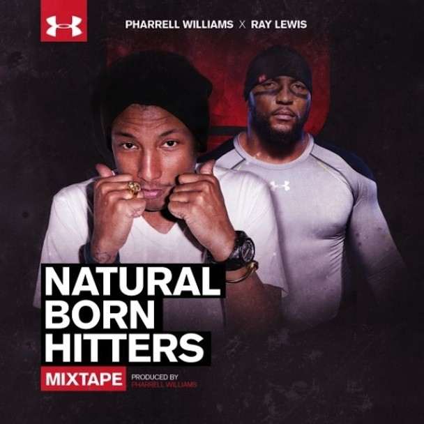 Pharrell & Ray Lewis - Natural Born Hitters