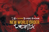 "SD – ""New World Order (Remix)"" (Feat. Danny Brown)"