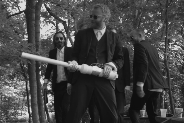 "The National - ""Graceless"" Video"