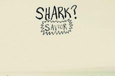 Shark Savior Cover