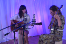 Stereogum Sessions Eleanor Friedberger