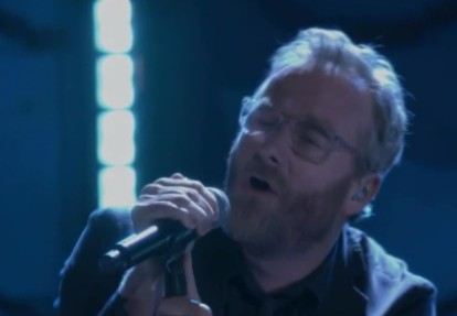 The National on Conan