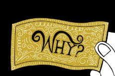 WHY? - Golden Tickets