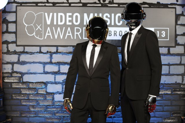 Daft Punk @ The 2013 MTV Video Music Awards
