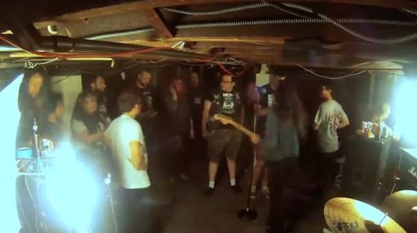 kicking spit video
