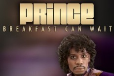 "Prince's ""Breakfast Can Wait"" Artwork Features Dave Chappelle"