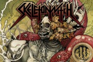 "Skeletonwitch – ""Burned From Bone"""