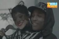 "A$AP Rocky – ""Fashion Killa"" Video (Feat. Rihanna)"