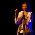 AlunaGeorge @ Music Hall Of Williamsburg, Brooklyn, NY 9/6/13