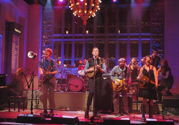 NBC Airing Arcade Fire Concert Special After <em>SNL</em> Premiere