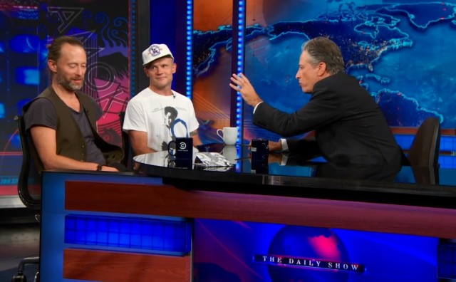 Atoms For Peace on The Daily Show