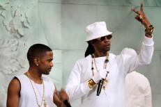 Big Sean and 2 Chainz