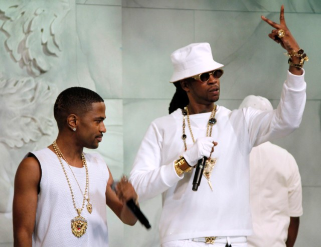 Big Sean and 2 Chainz