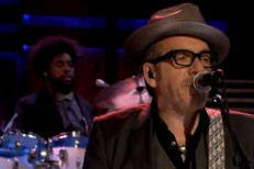 Watch Elvis Costello &#038; The Roots Play <em>Fallon</em>
