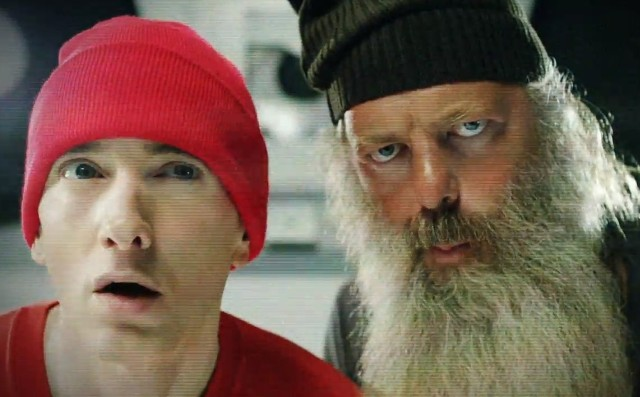 "Eminem - ""Berzerk"" video"