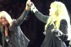 Watch Christine McVie Reunite With Fleetwood Mac In London