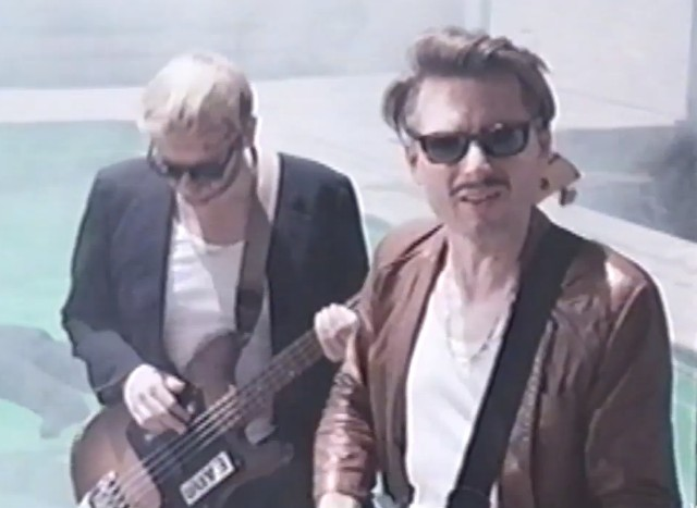 "Franz Ferdinand - ""Evil Eye"" video"