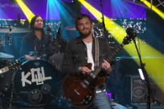 Kings Of Leon on Letterman