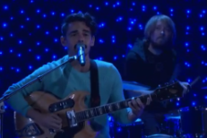 Watch Local Natives Play <em>Conan</em>