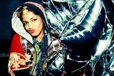 "M.I.A. – ""Come Walk With Me"""