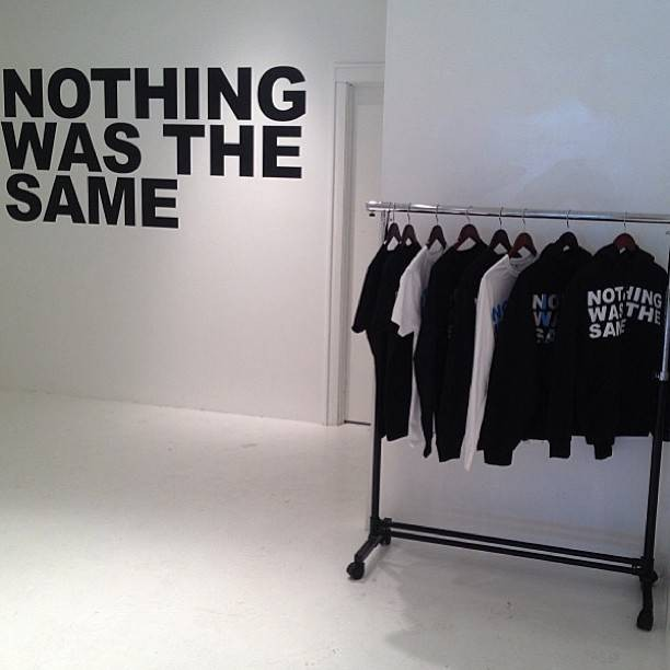 Drake pop-up shop