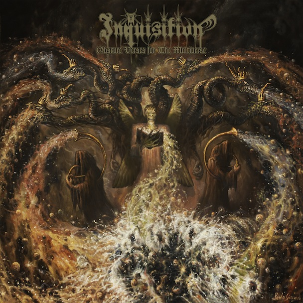 "Inquisition – ""Darkness Flows Towards Unseen Horizons"""