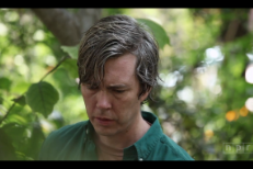 "Watch Bill Callahan Play New ""Small Plane"" In A NYC Community Garden"