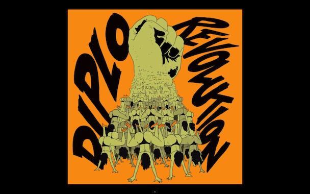 """Diplo – """"Revolution"""" (Feat. Faustix, Imanos, & Kai)"""