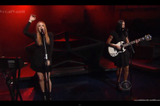 Watch Icona Pop Play <em>Letterman</em>