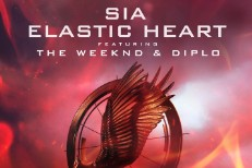"Sia – ""Elastic Heart"" (Feat. The Weeknd & Diplo)"