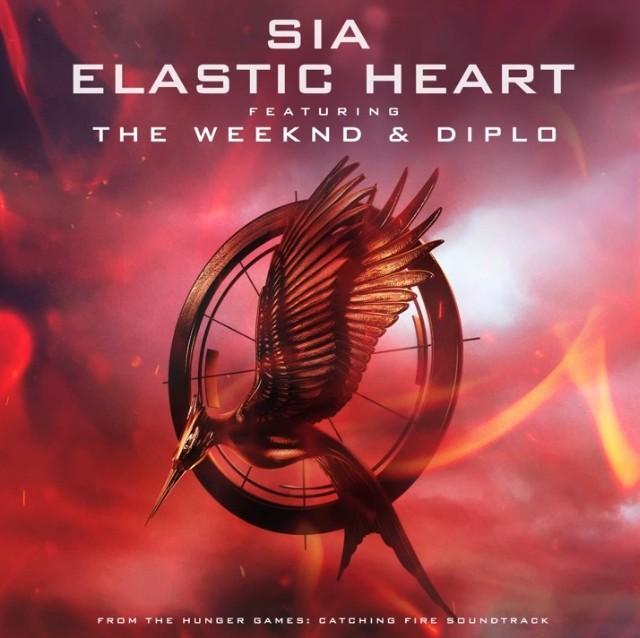 "Sia - ""Elastic Heart"""