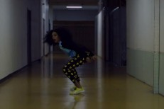 "Solange - ""Lovers In The Parking Lot"" video"