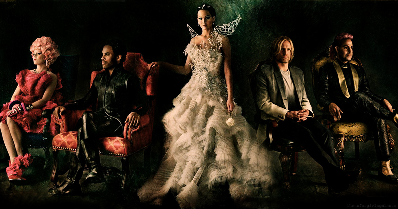 The National Wrote A Song For <em>Hunger Games: Catching Fire</em> Soundtrack