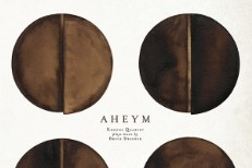 The Kronos Quartet - Aheym