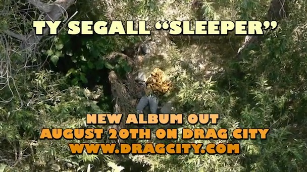Watch Ty Segall&#8217;s Weird <em>Sleeper</em> TV Commercials
