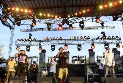 Wu-Tang at Bonnaroo