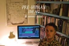 "Mount Eerie – ""Lone Bell (Pre-Human Ideas Version)"""