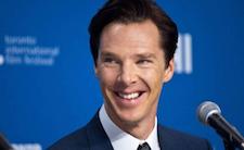 Benedict Cumberbatch 2013