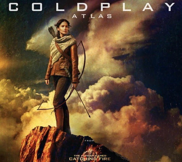 "Coldplay - ""Atlas"""